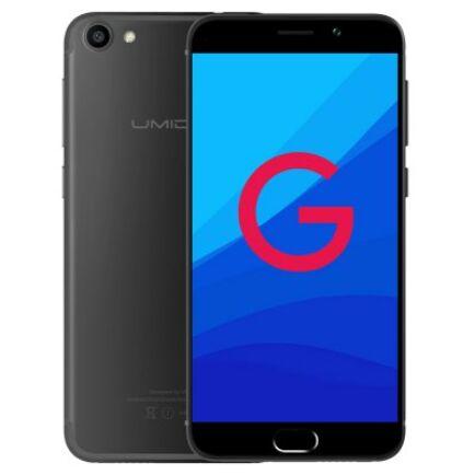 EU ECO Raktár - UMIDIGI G 4G okostelefon (HK) - Fekete