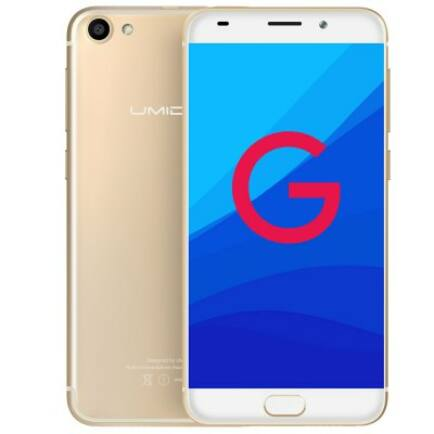 EU ECO Raktár - UMIDIGI G 4G okostelefon (HK) - Arany