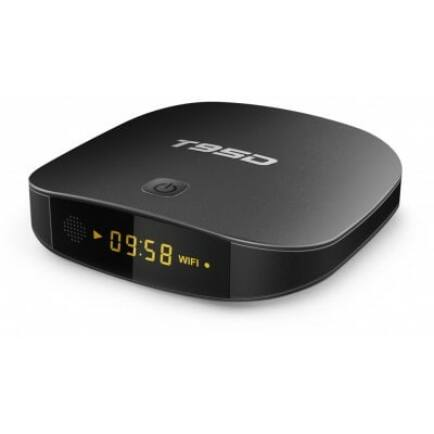 SUNVELL T95D Android 6.0 TV box (CN) - 8GB, EU csatlakozó, Fekete