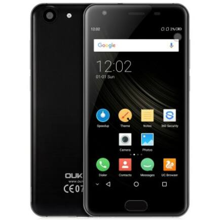 EU ECO Raktár - OUKITEL K4000 Plus 4G okostelefon (HK) - Fekete