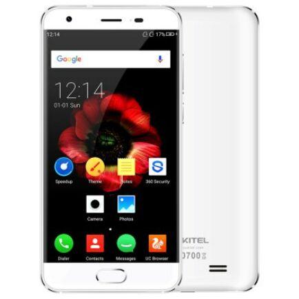 EU ECO Raktár - OUKITEL K4000 Plus 4G okostelefon (HK) - Fehér