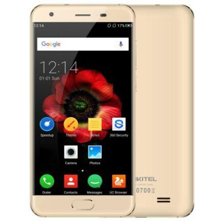 EU ECO Raktár - OUKITEL K4000 Plus 4G okostelefon (HK) - Arany