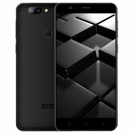 EU ECO Raktár - Elephone P8 Mini 4G okostelefon (HK) - Fekete