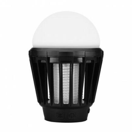 Enkeeo szúnyogriasztó lámpás - Fekete