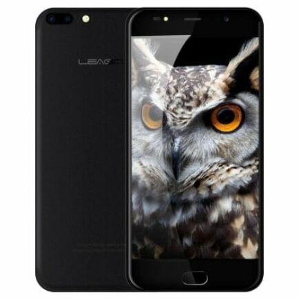 Leagoo M7 3G okostelefon (HK) - Fekete