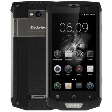 EU ECO Raktár - Blackview BV8000 Pro 4G okostelefon (HK) - Szürke