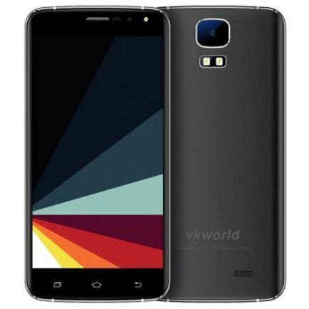EU ECO Raktár - Vkworld S3 3G okostelefon (HK) - Fekete