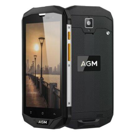 EU ECO Raktár - AGM A8 SE 4G okostelefon (HK) - Fekete