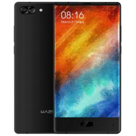 EU ECO Raktár - MAZE Alpha 4G okostelefon - Fekete