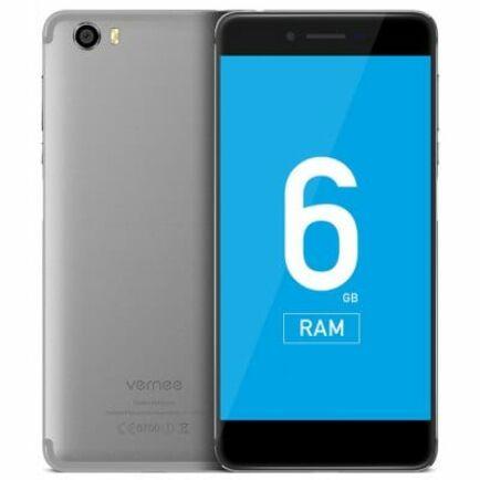 EU ECO Raktár - Vernee Mars Pro 4G okostelefon (HK2) - 64GB - Szürke
