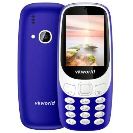 Vkworld Z3310 2G mobiltelefon (CN) - Z3310-A, Kék