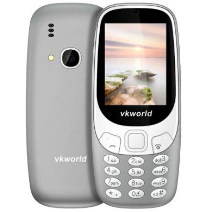 Vkworld Z3310 2G mobiltelefon (CN) - Z3310-A, Szürke