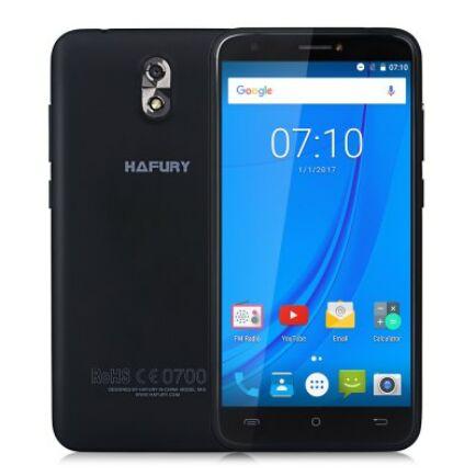 EU ECO Raktár - HAFURY MIX 3G okostelefon (HK) - Fekete