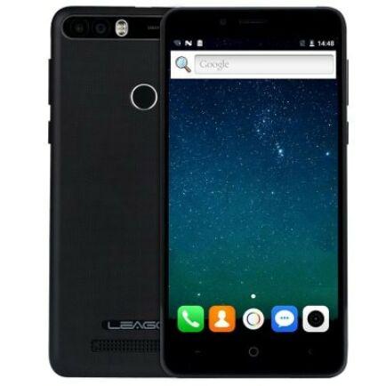 EU ECO Raktár - LEAGOO KIICAA POWER 3G okostelefon (HK) - Fekete