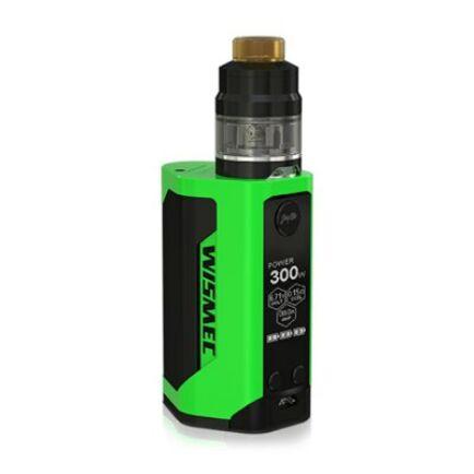 Wismec Reuleaux RX GEN3 GNOME szett - Zöld
