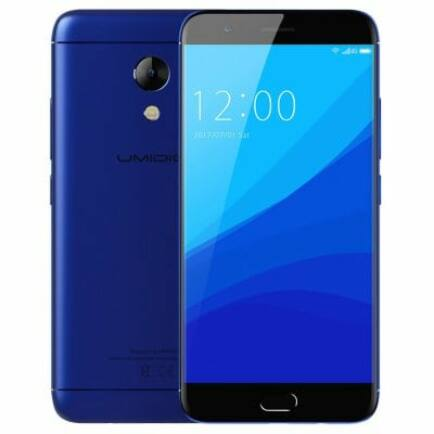 EU ECO Raktár - UMIDIGI C2 4G okostelefon - Kék