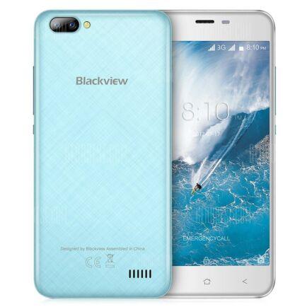 EU ECO Raktár - Blackview A7 3G okostelefon (HK2) - Kék