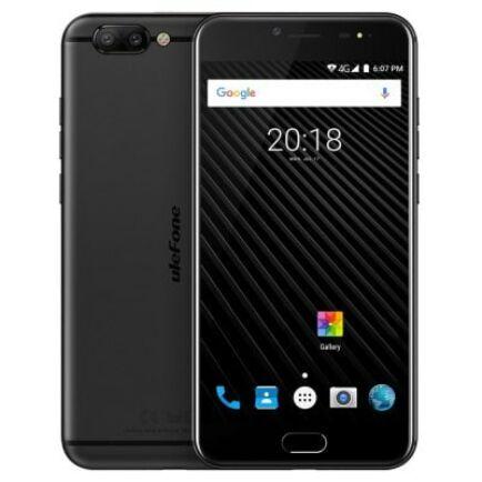 EU ECO Raktár - Ulefone T1 4G okostelefon (HK) - Fekete