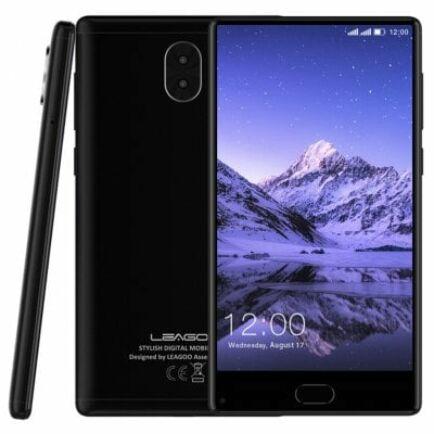EU ECO Raktár - LEAGOO KIICAA MIX 4G okostelefon