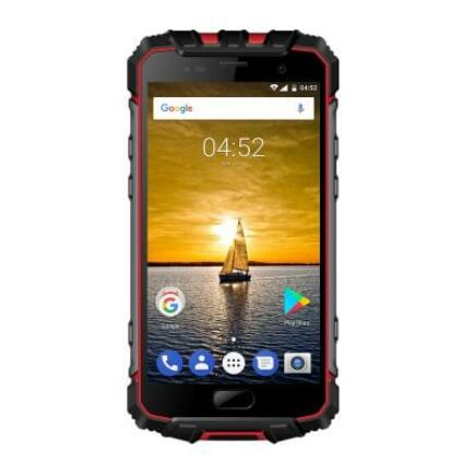 EU ECO Raktár - Ulefone Armor 2 4G Smartphone - Piros
