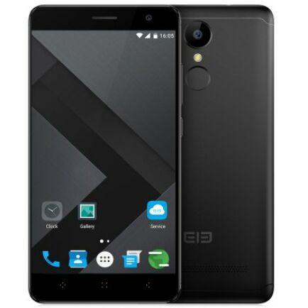 EU ECO Raktár - Elephone A8 3G okostelefon (HK) - Fekete