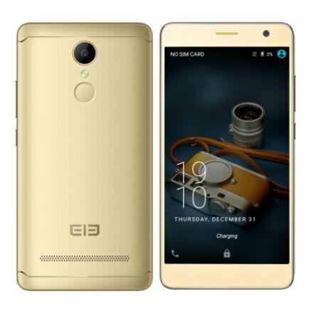 EU ECO Raktár - Elephone A8 3G okostelefon (HK) - Arany