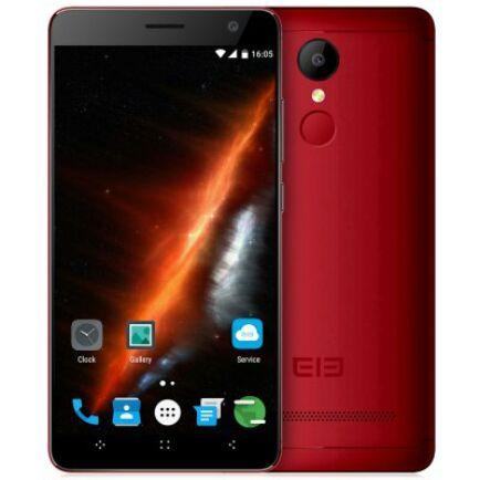 EU ECO Raktár - Elephone A8 3G okostelefon (HK) - Piros
