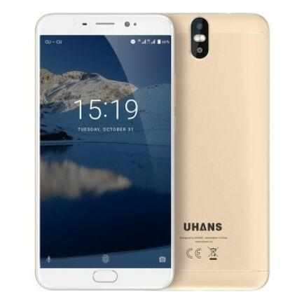 EU ECO Raktár - UHANS Max 2 4G okostelefon (CN) - Arany