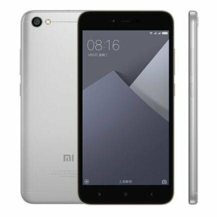 Xiaomi Redmi Note 5A 4G okostelefon (HK) - 16G, Ezüst