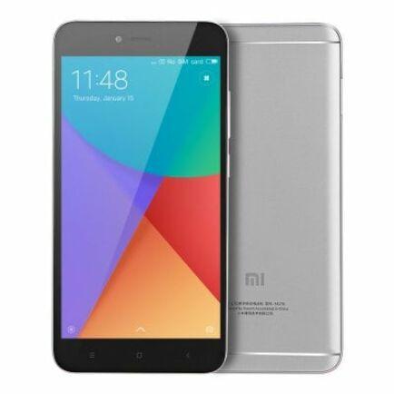EU ECO Raktár - Xiaomi Redmi Note 5A 4G okostelefon (HK) - 16G, CMCC, Ezüst