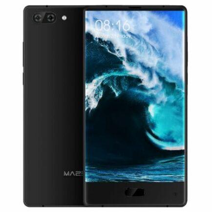 EU ECO Raktár - MAZE Alpha 4G okostelefon (HK) - Fekete