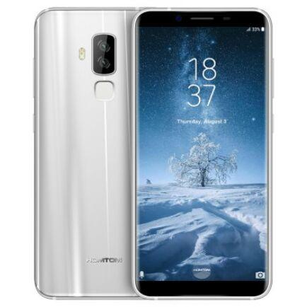 EU ECO Raktár - HOMTOM S8 4G okostelefon (HK) - Ezüst