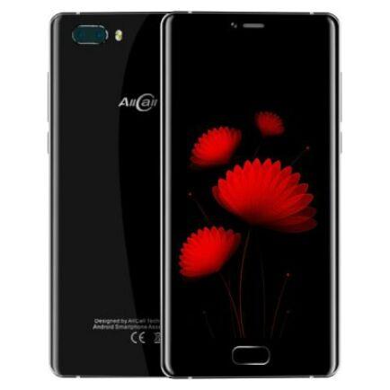 EU ECO Raktár - ALLCALL Rio S 4G okostelefon (CN) - Fekete