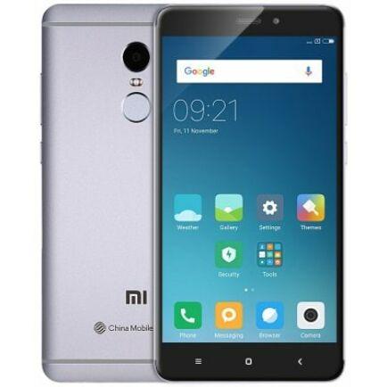 EU ECO Raktár - Xiaomi Redmi Note 4 4G okostelefon (HK) - Szürke
