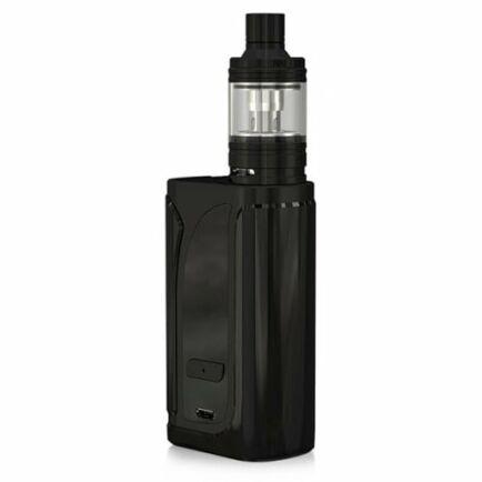 Eleaf iKuun i200 Box Mod MELO 4 D22 Atomizerrel - Fekete
