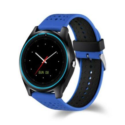 V9 2G okosóra telefon - Kék