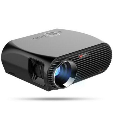 VIVIBRIGHT GP100 LCD projektor (CN) - Android - EU csatlakozó - Fekete
