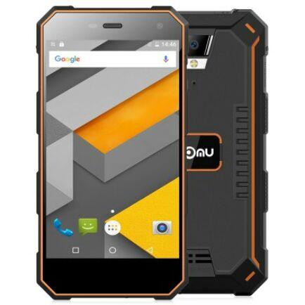 EU ECO Raktár - NOMU S10 Pro 4G okostelefon (HK) - Fekete és Narancs
