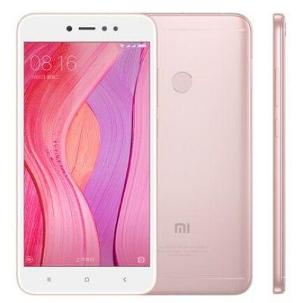 Xiaomi Redmi Note 5A 4G okostelefon (HK) - 64G, Pink