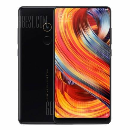 EU ECO Raktár - Xiaomi Mi Mix 2 4G okostelefon (HK4) - 256GB - Fekete