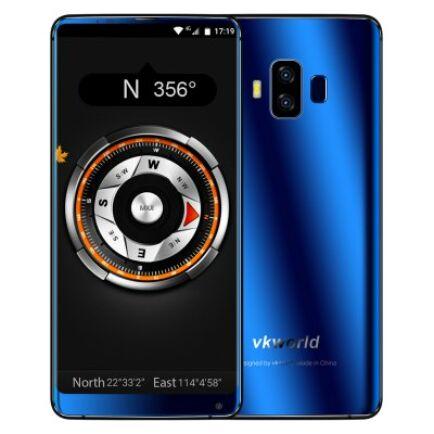 EU ECO Raktár - VKworld S8 4G okostelefon (HK) - Kék