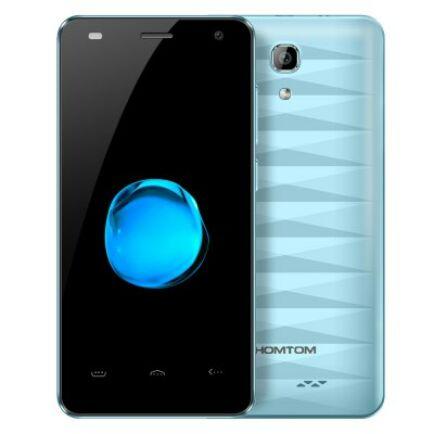 EU ECO Raktár - HOMTOM HT26 4G okostelefon (HK) - Kék