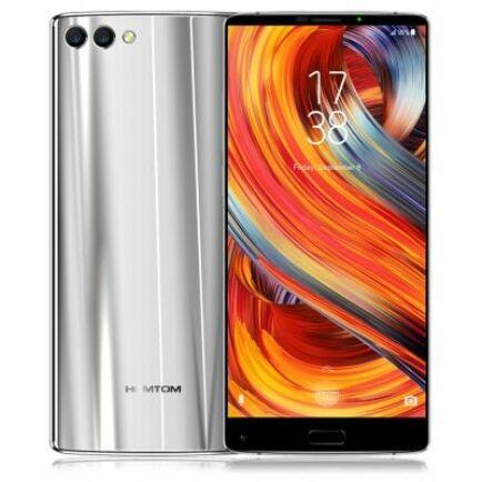 EU ECO Raktár - HOMTOM S9 Plus 4G okostelefon (HK) - Ezüst