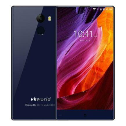 EU ECO Raktár - VKWORLD MIX 4G okostelefon (HK) - Sötétkék