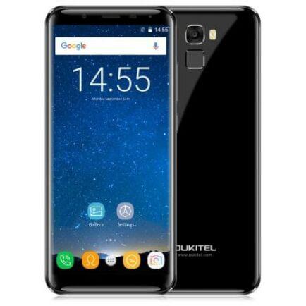 EU ECO Raktár - OUKITEL K5000 4G okostelefon (HK) - Fekete