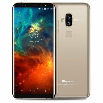 EU ECO Raktár - Blackview S8 4G okostelefon - Arany
