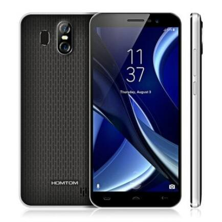 EU ECO Raktár - HOMTOM S16 3G okostelefon (HK) - Fekete