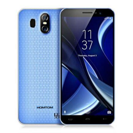 EU ECO Raktár - HOMTOM S16 3G okostelefon (HK) - Kék