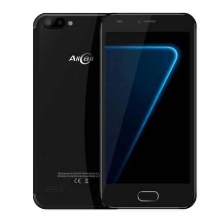 EU ECO Raktár - AllCall Alpha 3G okostelefon (CN) - Fekete