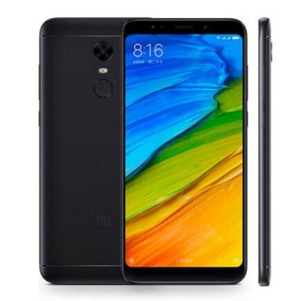 EU ECO Raktár - Xiaomi Redmi 5 Plus 4G okostelefon (CN) - Fekete